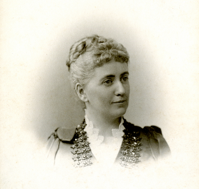 Portrait of Ida C. Craddock courtesy of the Ida Craddock Papers at