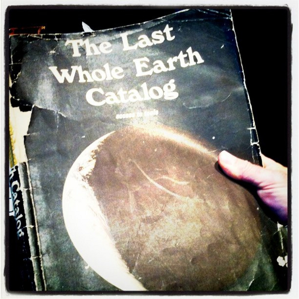 Whole Earth Catalog by <a href='http://www.jeffhester.net'>Jeff Hester</a>
