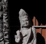 the Clifton Buddha