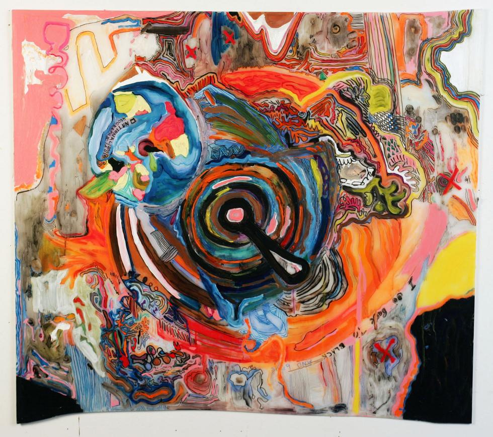 The Gates by <a href='http://www.hagarsadan.com/' target='_blank'>Hagar Sadan</a>