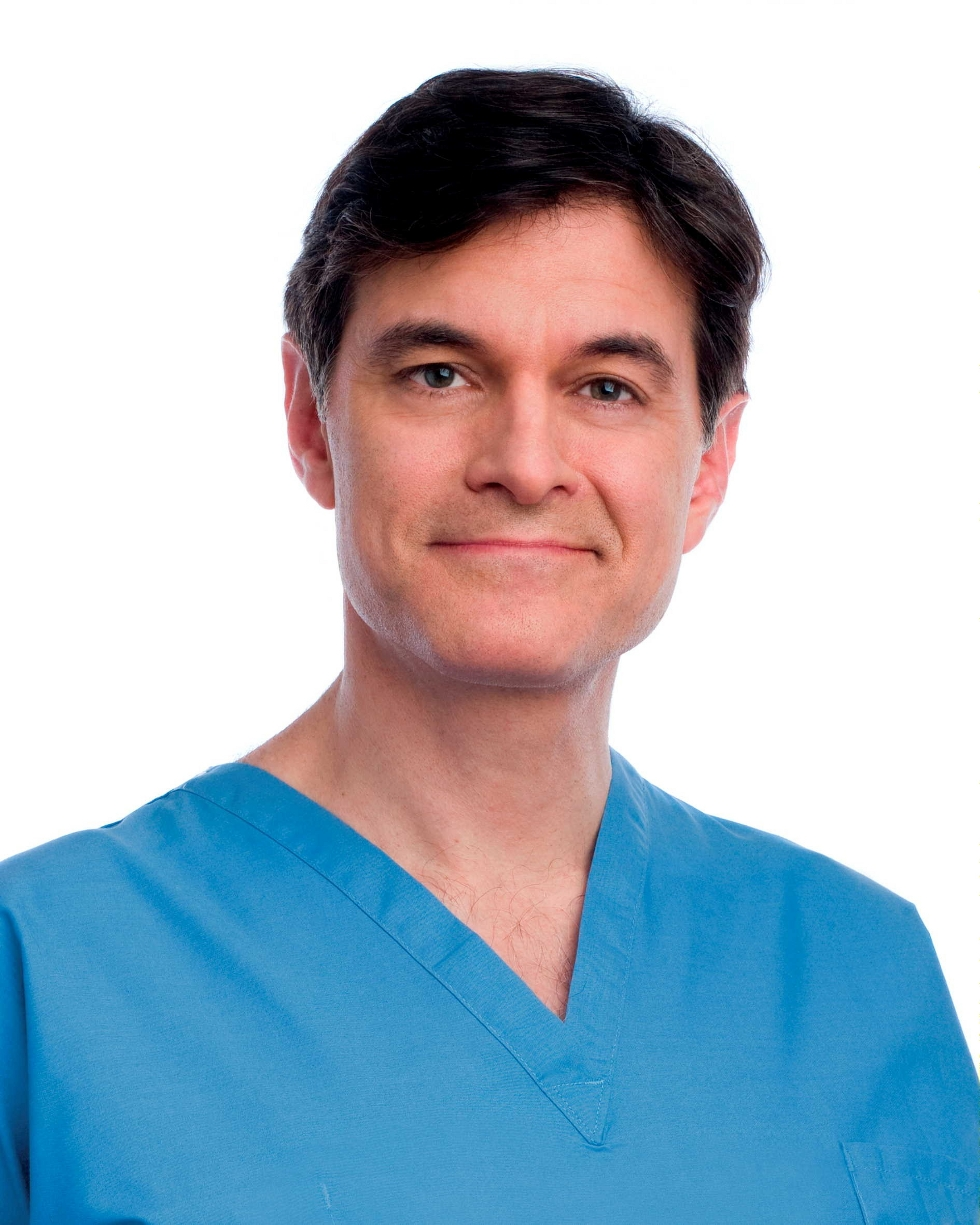 Portrait of Dr. Oz