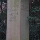 Max Weber's grave