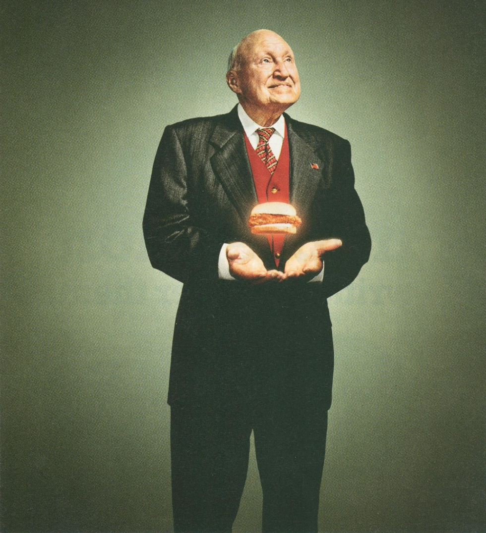 Chick-fil-a founder and chairman S. Truett Cathy, from the July 23, 2007 issue of <em>Forbes</em>